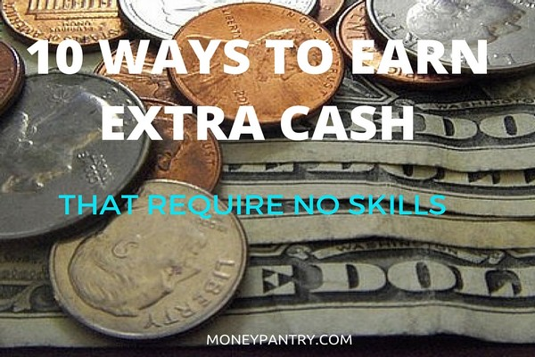 10 Easy ways to make money online with no skills