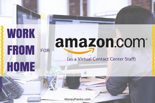 work at amazon from home want to work from home for amazon they re hiring customer 4343