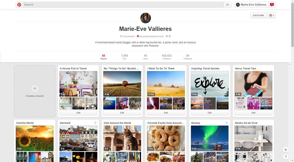 4 Ways Pinterest Can Help Drive Traffic To Your Blog